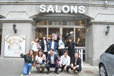 <西日本に60店舗以上展開>美容室の「顔」・受付スタッフを募集!未経験OK(応募資格20歳以上)